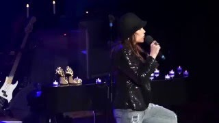 """Beth Hart, """"As Long as I have a Song"""", A Capella, Live at The Ryman, Feb 12, 2016"""