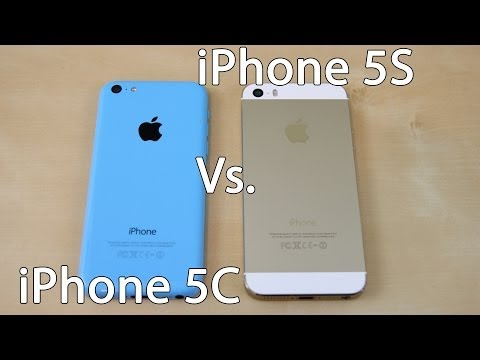 Apple iPhone 5s vs 5c Speed Test | Speed Bench Test | Comparison Bench Mark Faster