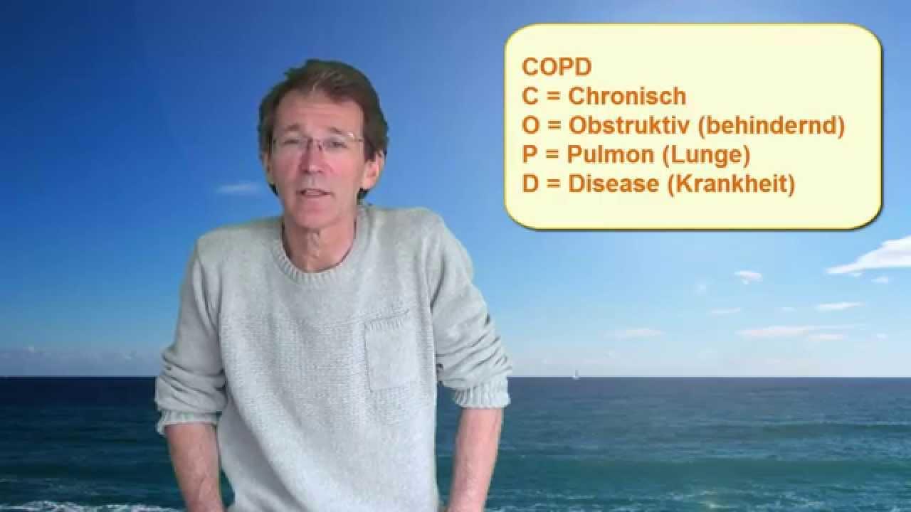 Brustatmung bei Atemnot/Asthma/COPD, Anatomie und Physiologie 2