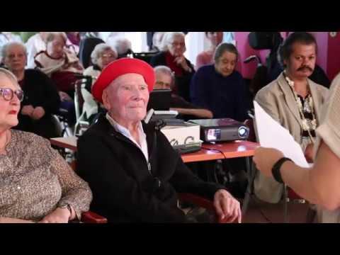 Les 105 ans d'Albert Bareilles : souvenirs...