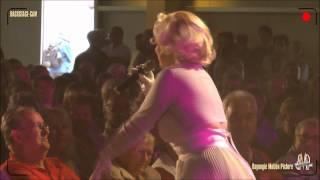 Marilyn LookAlike Double - Scarlett Andrews - Landesgartenschau Loebau 2012