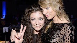 "Lorde Fans HATE 'Green Light' Song: ""She Sounds Like Taylor Swift!"""