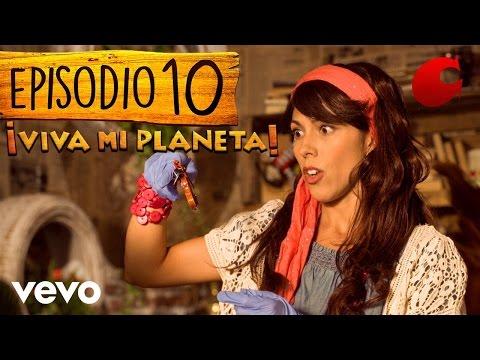 CantaJuego - Lágrimas de Cocodrilo (Episodio 10 de ¡Viva Mi Planeta!)