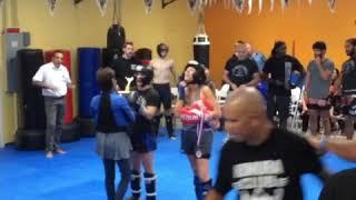IKF Point Kickboxing @ Black Belt USA Highlights | ECF Martial Arts & Fitness / BTT Charlotte