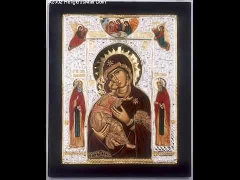 Rejoice O Bethany - English Orthodox Byzantine Chant for St. Lazarus