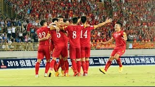 [2018 FIFA World Cup Asian Qualifiers] Chinese Taipei 1-2 Vietnam (08/09/2015)
