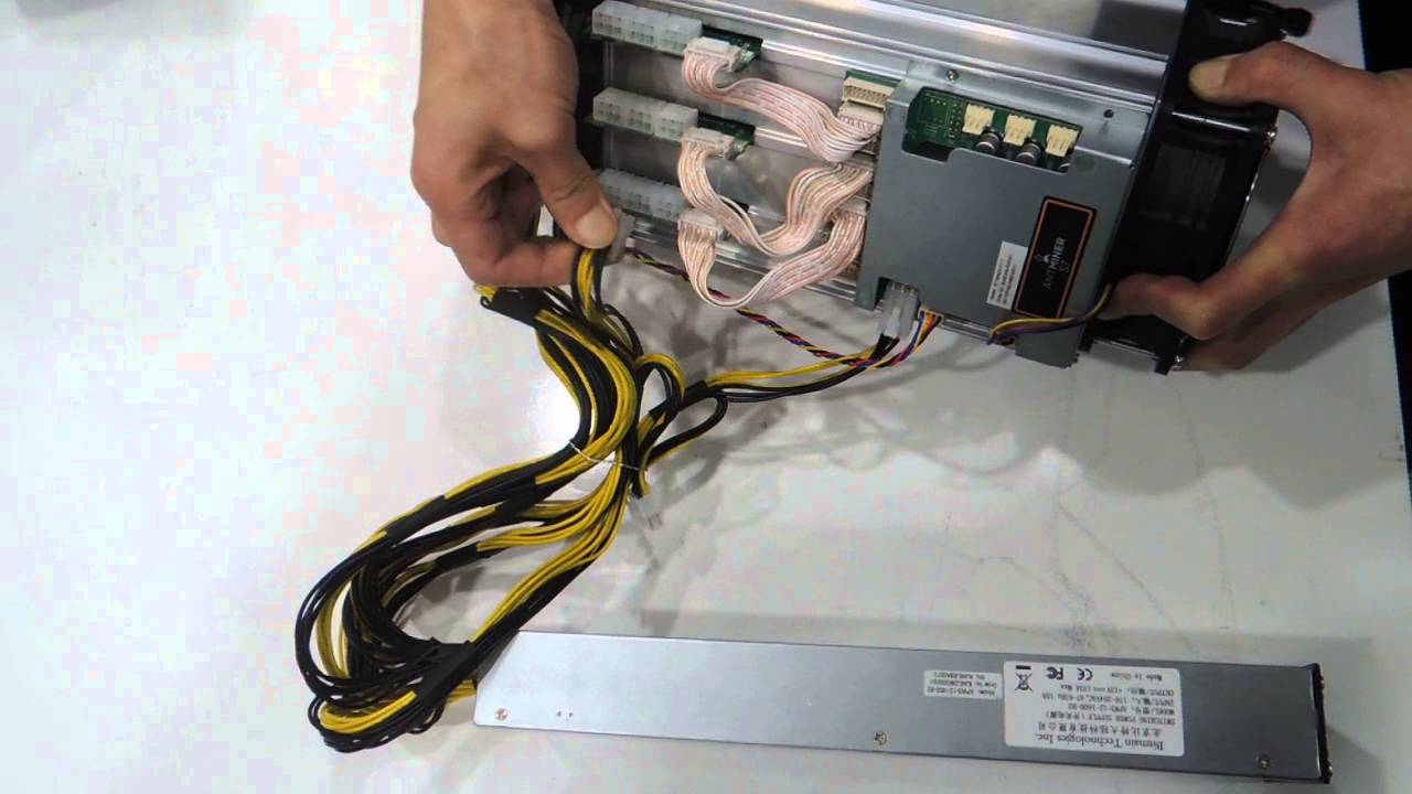 Tom Repair Bitmain Antminer D3 Mixing Hash Boards With Other Main