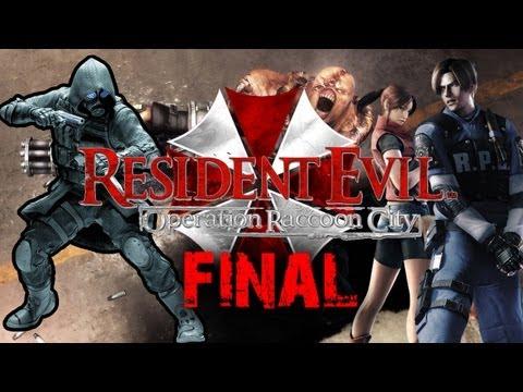 Los dos finales | Resident Evil: Operation Raccoon City | Misión 7 (Final)