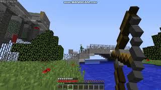 :Minecraft сериал:катастрофа 3серия-1сезон
