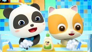 baby-learns-to-wash-hands-good-habits-song-nursery-rhymes-kids-songs-kids-cartoon-babybus