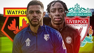 FOOTBALL CHALLENGES AT WATFORD VS ANDRE GRAY!