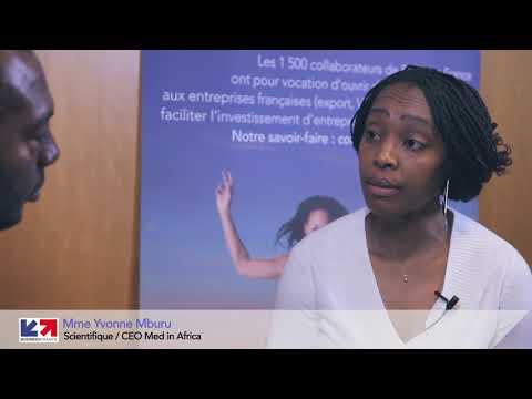 Interview Yvonne Mburu (Med in Africa) - Par Africa Salons