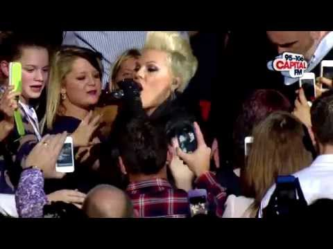 Pink-Live in Jingle Bell Ball (Raise Your Glass)