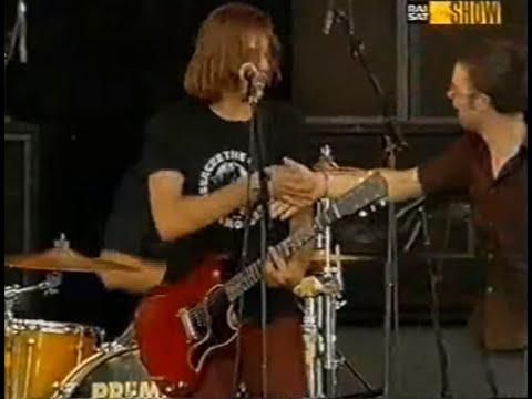 Lemonheads -Rudderless (Reading Festival 97) music