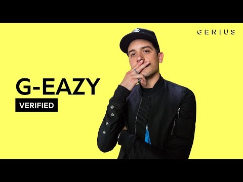 "G-Eazy ""No Limit""   & Meaning  Verified"