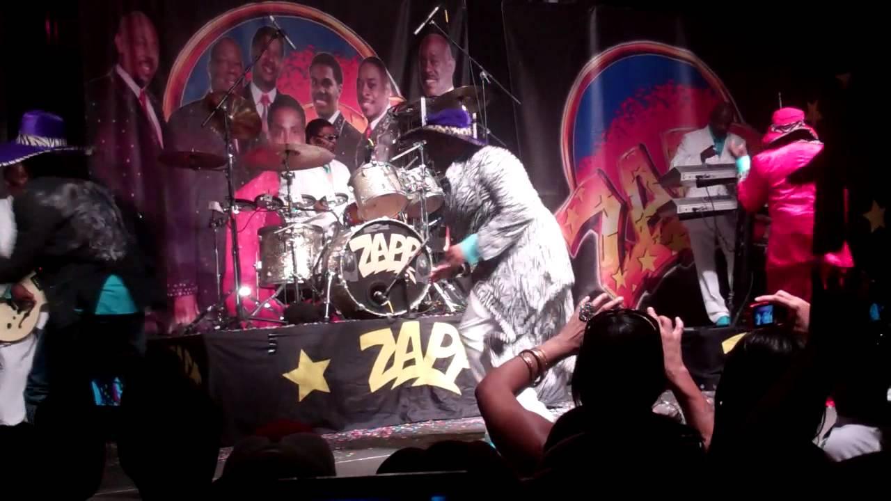 Ks Black Expo 2012 Zapp Concert Topeka Youtube