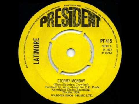 LATIMORE - STORMY MONDAY.wmv