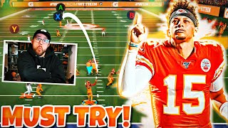 LEGEND PATRICK MAHOMES ALMOST GUARANTEES YOU CHAMPIONSHIPS! - USE HIM RIGHT NOW!!