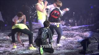 [FANCAM] 20150301 SUPER JUNIOR SS6 ROCK STAR & LET