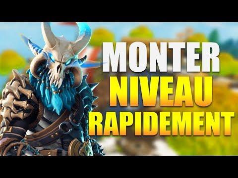 COMMENT MONTER EN NIVEAU RAPIDEMENT POUR LA SAISON 5 sur FORTNITE BATTLE ROYALE !