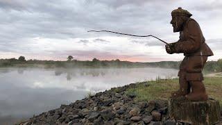 ПРИПЯТЬ 2021 Рыбалка на реке и в старицах Припяти