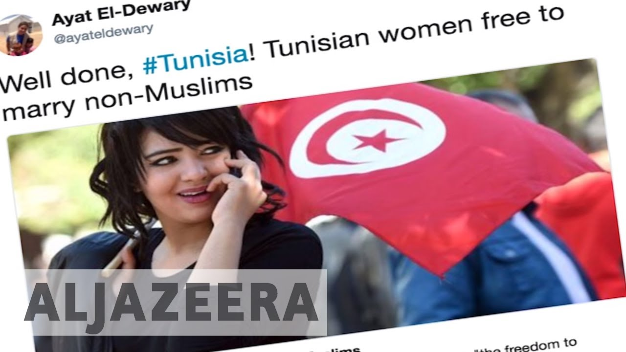 Tunisia lifts ban on Muslim women marrying non-Muslims