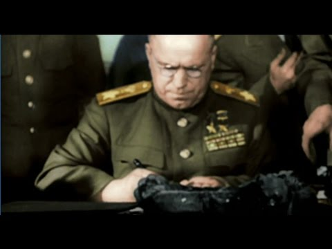 WWII in Color Part 12: Victory in Europe