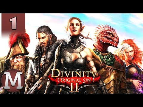 Divinity Original Sin 2 #1 - Rude Awakening