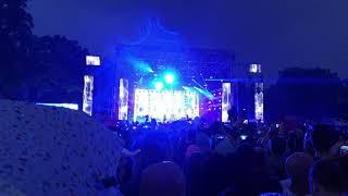 [4K] The Cure - Plainsong - Live Exit Festival, Novi Sad, Serbia, 04.07.2019. (Heavy rain)
