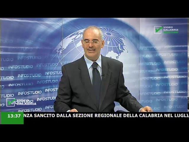 InfoStudio il telegiornale della Calabria notizie e approfondimenti  -  17 Ottobre 2019 ore 13 30