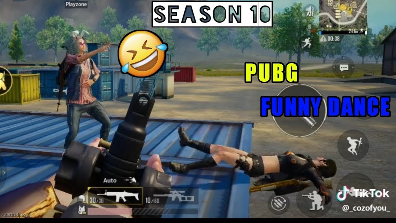 Download PUBG FUNNY DANCE MOMENTS || : 29 || XYZ CREATION