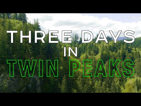 Three Days in Twin Peaks: An In-Depth Journey Through the Evocative Locations of David Lynch's TV Series
