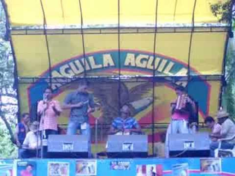 Migue Méndez en Festival Vallenato de Valledupar