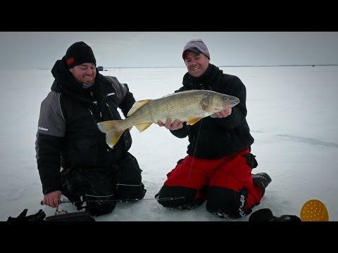 """Lake Erie Walleyes"" In Depth Outdoors TV, Season 9 Episode 13"