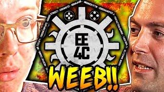 #EE4C Black Ops 3 All Zombie Easter Eggs Speedrun ~ Team Full Weeb!