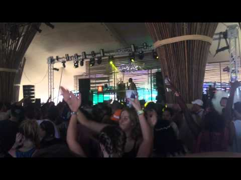 DJ Zinc live @ Lovebox 2014