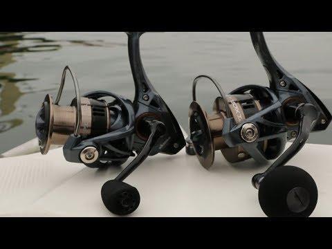 New For 2020- Okuma Epixor High Speed Spinning Reels