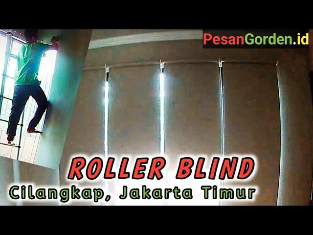 Roller Blind di Cilangkap, Jakarta Timur 085287651175 #gudanggorden