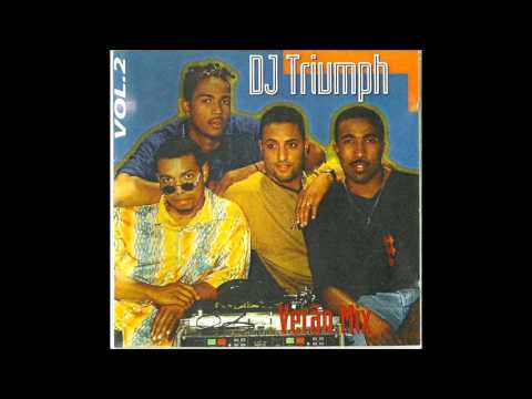 Dj Triumph - Verão Mix vol 2 (1998) CD completo