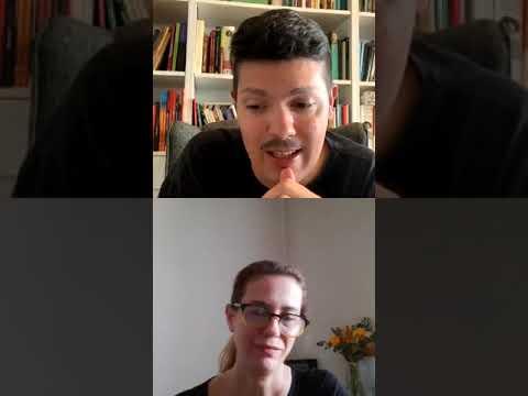 #BorgesPalooza: conversación sobre Borges entre Virginia Cosin y Daniel Mecca