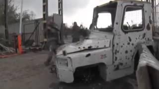 В сети появилось видео захвата части Донецкого аэропорта боевиками