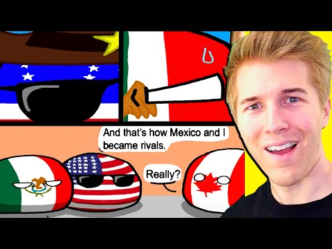 Countryballs that explain why history is so complicated