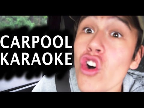 THAT TIME I DID CARPOOL KARAOKE (DRIVING WITH JAI)