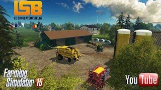 RôlePlay   L'avenir de la ferme#1   Un nouveau départ   Farming simulator 15