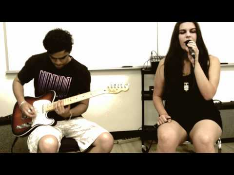 Look inside my eyes - Patrick Arinelli and Fernanda Alba Los Angeles Music Academy