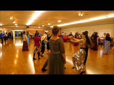 Formal Dress English Country Dance March 12th, 2016