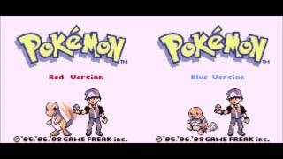Pokémon FR/LG Soundfont: Pokémon R/B - Unused Theme