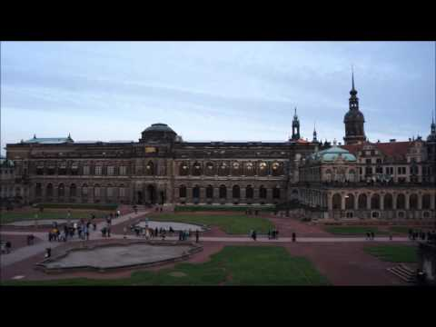 Dresden at Christmas time