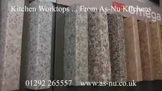 Kitchen Worktops And Laminate Worktops