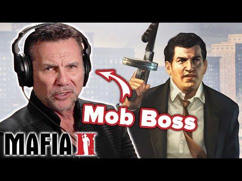 Ex-Mob Boss Plays Mafia 2  Professionals Play